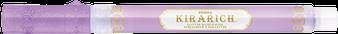 Zebra Kirarich Glitter Highlighter Marker Purple