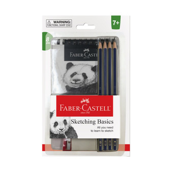 Faber-Castell Sketch Basics Set