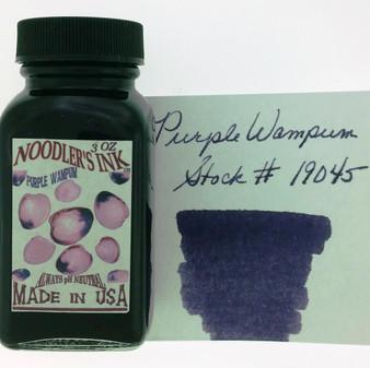 Noodler's Fountain Pen Ink 3oz Purple Wampum