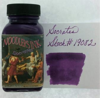 Noodler's Fountain Pen Ink 3oz Socrates