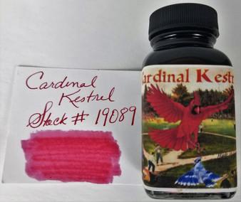 Noodler's Fountain Pen Ink 3oz Cardinal Kestrel