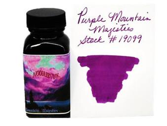 Noodler's Fountain Pen Ink 3oz Purple Mountain Majesty