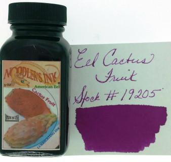 Noodler's Fountain Pen Ink 3oz Eel Cactus Fruit