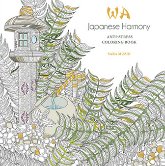 Japanese Harmony Coloring Book