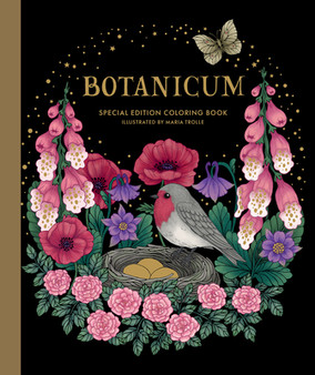 Botanicum Coloring Book
