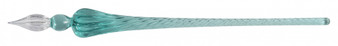 J. Herbin Glass Pen Turquoise Green