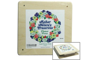 Mother Nature's Preserves Flower Press