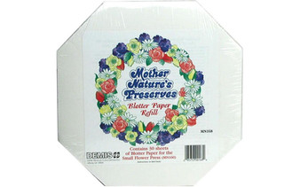 Mother Nature's Preserves Blotter Paper Refill