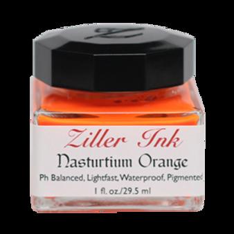 Ziller Ink 1oz Nasturtium Orange