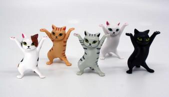 Dancing Cat Pen/Pencil Holder
