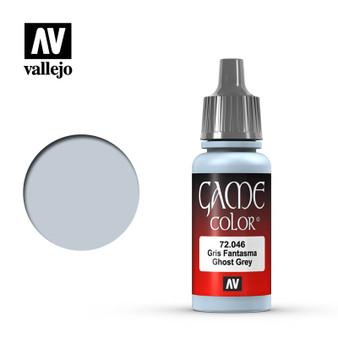 Vallejo Game Color Acrylic 17ml Ghost Grey