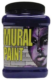 Chroma Mural Paint Half Gallon Purple Haze Violet