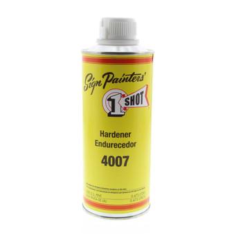 1 Shot 1/2 Pint Can Hardener