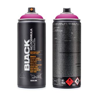 Montana Black High-Pressure Spray Paint Can Good Times