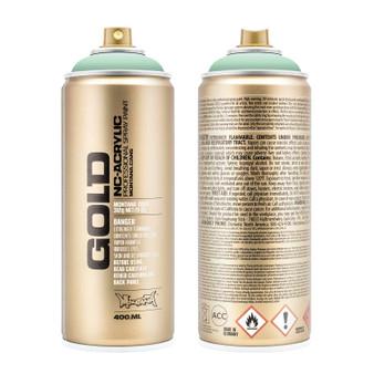 Montana GOLD Spray Paint Malachite Light
