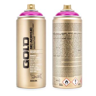 Montana GOLD Spray Paint Transparent Cherry Blossom