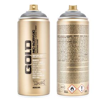 Montana GOLD Spray Paint Transparent Black