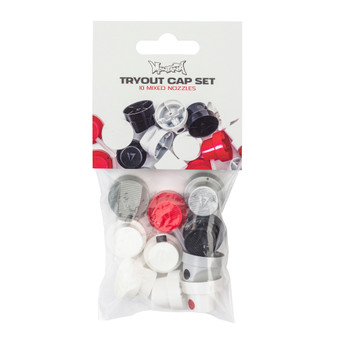 Montana Cans Spray Paint Cap Tryout Set