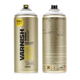 Montana Cans TECH Semi Gloss Varnish