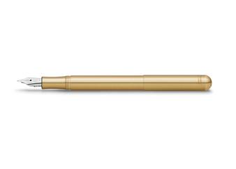 Kaweco Classic Liliput Fountain Pen Brass EF