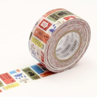 MT Washi Tape Care Tag