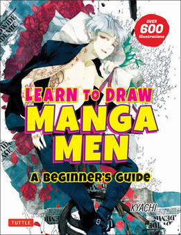 Learn to Draw Manga Men: A Beginner's Guide
