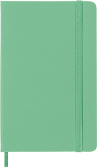 Moleskine 2021/22 18 Month Planner Weekly Pocket Ice Green Hard Cover
