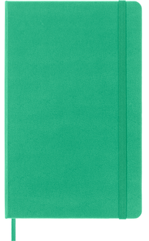Moleskine 2021/22 18 Month Planner Weekly Large Ice Green Hard Cover
