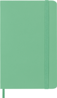 Moleskine 2021/22 18 Month Planner Weekly Pocket Ice Green Soft Cover