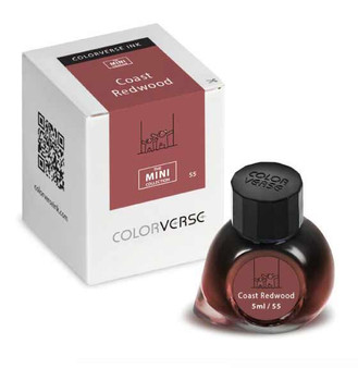 Colorverse Ink Mini 5ml Bottle Coast Redwood