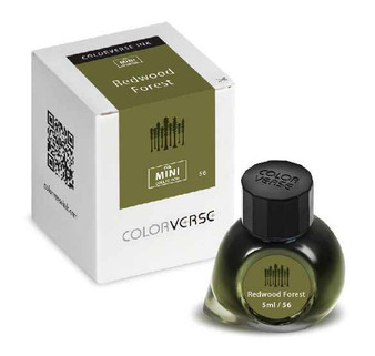Colorverse Ink Mini 5ml Bottle Redwood Forest