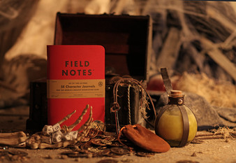 Field Notes 5E Gaming Journals 2 Pack Character