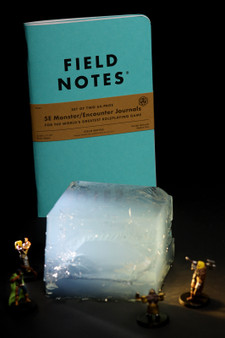 Field Notes 5E Gaming Journals 2 Pack Monster / Encounter