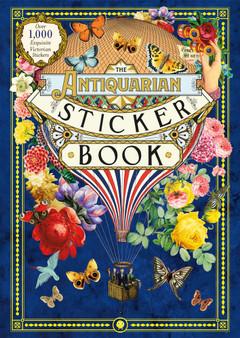 The Antiquarian Sticker Book