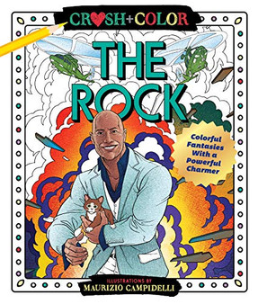 """Crush and Color: Dwayne """"The Rock"""" Johnson"""