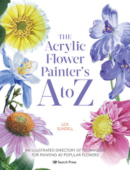 The Acrylic Flower Painters A to Z