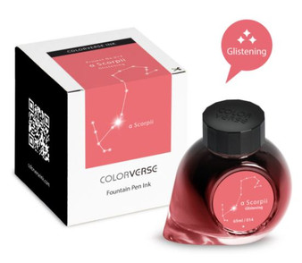 ColorVerse Ink Project Series 65ml Bottle a Scorpii Glistening