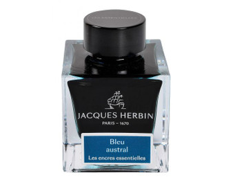 J. Herbin Essential Ink 50ml Bottle Bleu Austral
