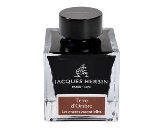 J. Herbin Essential Ink 50ml Bottle Terre d'Ombre