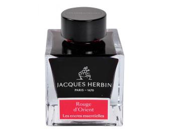 J. Herbin Essential Ink 50ml Bottle Rouge d'Orient