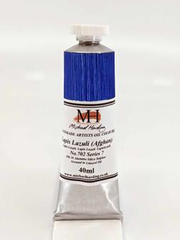 Michael Harding Artist Oil Paint 40ml Tube Lapis Lazuli (Afghan)