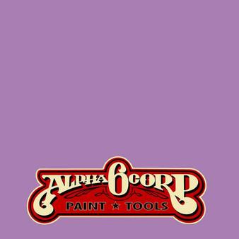 Alpha 6 Alphanamel Lettering Enamel 5oz Violet