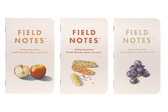 Field Notes Limited Edition Harvest Set of 3 - B