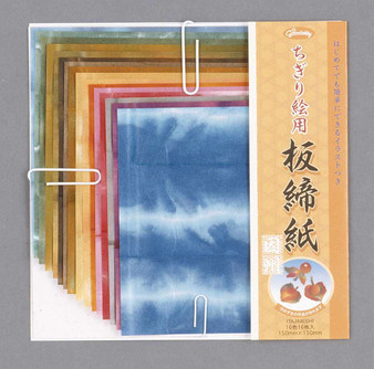 Aitoh Origami Paper Pack Itajimeshi