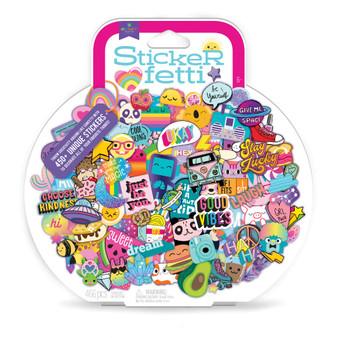 Ann Williams Craft-tastic Stickerfetti Kit