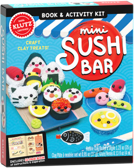Klutz: Mini Sushi Bar