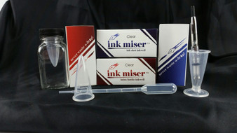 Platinum Ink Miser Shot Inkwell Clear