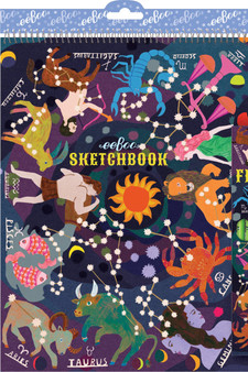 eeBoo Sketchbook Zodiac
