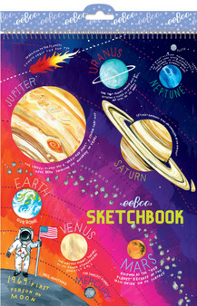 eeBoo Sketchbook Solar System