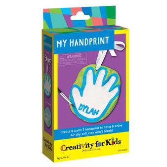 Creativity for Kids Kit My Handprint